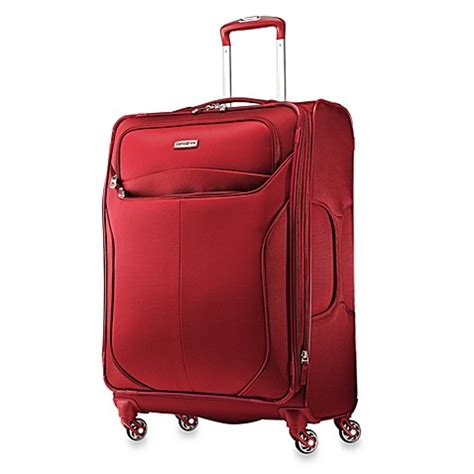 Samsonite Luggage Hyperspin 29 Inch Spinner Upright by Buy Samsonite 174 Liftwo 29 Inch Spinner Luggage In From Bed Bath Beyond
