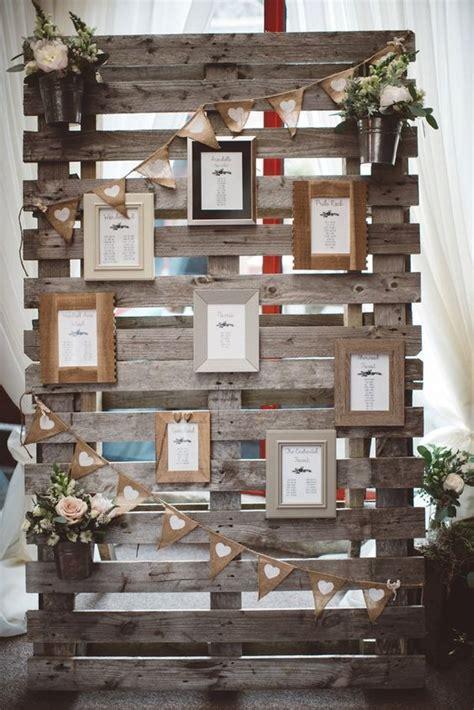 canapé en palette plan les 25 meilleures id 233 es de la cat 233 gorie mariage palette