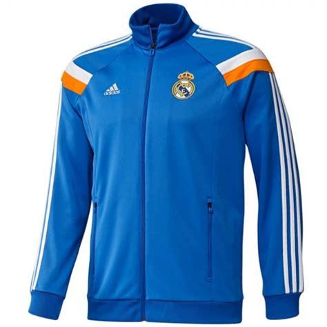 New Arrival Jaket Harakiri Real Madrid pre match anthem jacket real madrid 2013 14 adidas