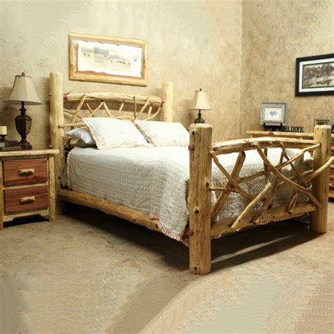 red cedar bedroom furniture diamond point red cedar wildwood bedroom set