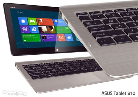 Tablet Asus Windows 8 Termurah tablet asus con windows 8 tastiere dock a confronto