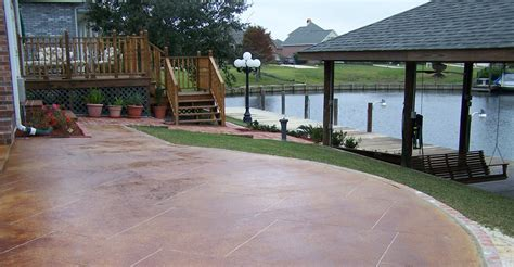 decorative concrete ideas for beautiful concrete surfaces the concrete network