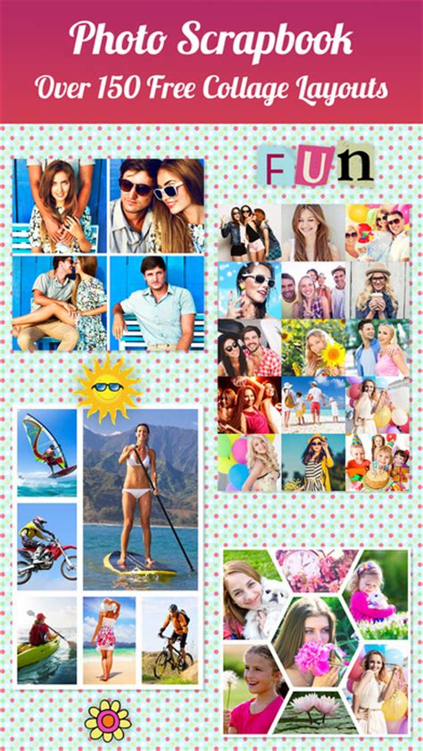 photo collage layout editor scrapbook collage photo layout editor grid maker app