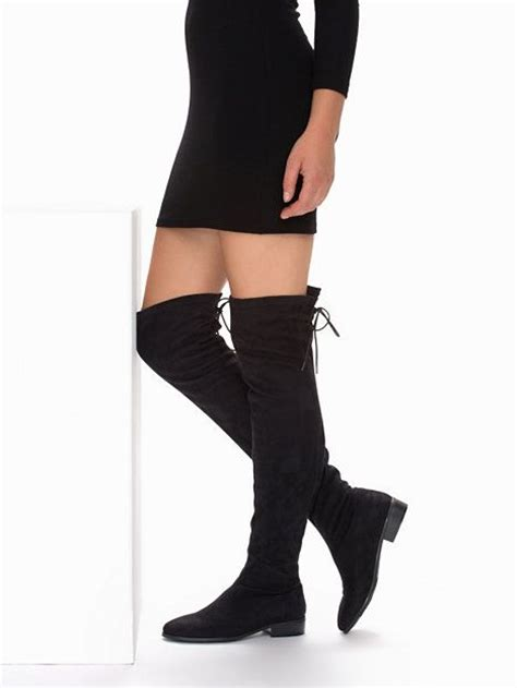 best 25 thigh high boots flat ideas on knee
