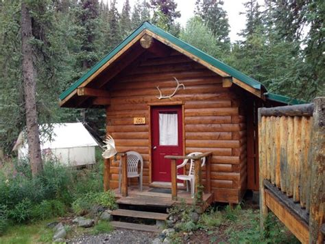 Denali Cabins Review by Creek Nearby Picture Of Denali Mountain Morning Hostel