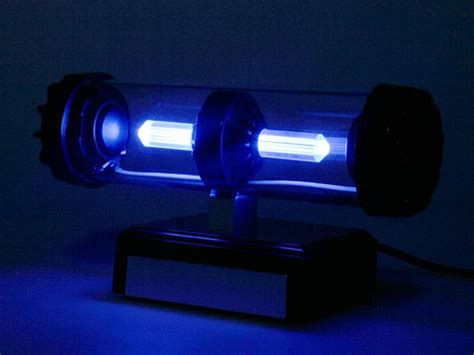 Sci Lighting by Sci Fi Style Usb Speaker Outputs Blue Led Glow Boing Boing