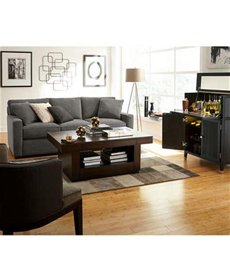 radley sofa macys radley fabric sofa furniture macy s