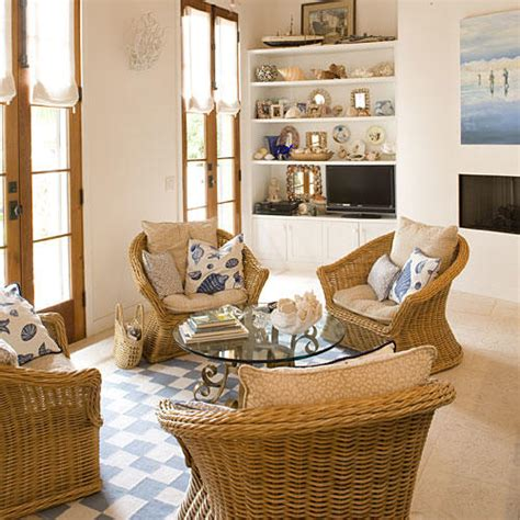 Nautical Decor Living Room by Living Room Decorating Ideas Southern Living