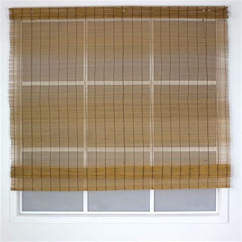 bamboo matchstick blinds available from bunnings warehouse