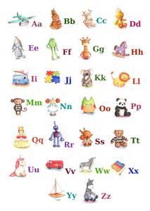abc alphabet poster a4 print alphabet nursery decor