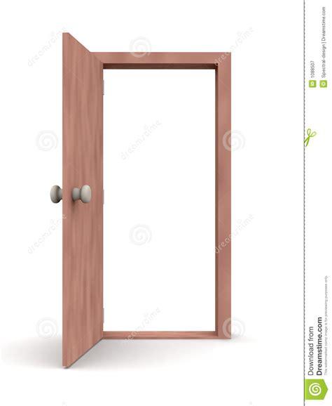 porte ouverte rennes 1 porte ouverte type 1 de dessin anim 233 photographie stock