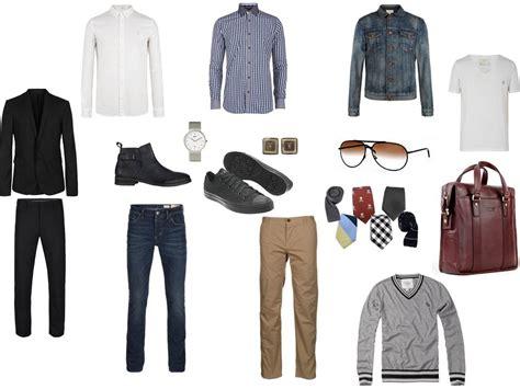 Minimalist Wardrobe Mens minimalist wardrobe newhairstylesformen2014