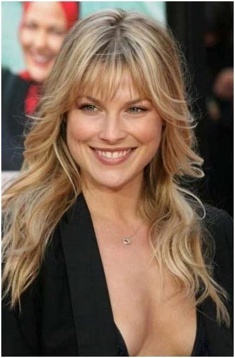 feathered hair styles with bangs the most elegant layered feathered bangs for comfy