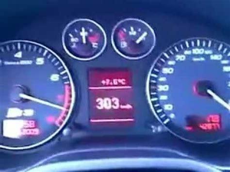 Audi S3 Speed by Audi S3 Quattro Top Speed 302hp