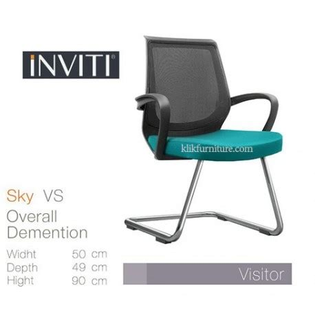 kursi tunggu visitor sky vs inviti