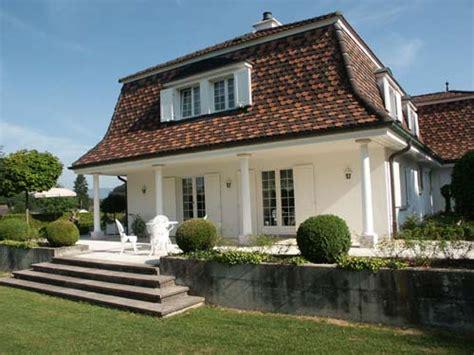 französisches landhaus architekturb 252 ro rolf h 228 uptli graben bern oberaargau