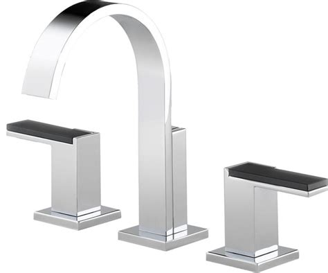 Brizo Siderna Faucet by Brizo Siderna Widespread Lavatory Faucet Polished Chrome