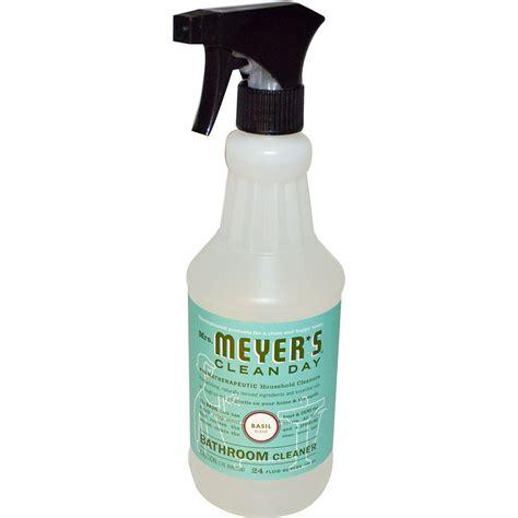 best green bathroom cleaner the top eco friendly bathroom cleaners