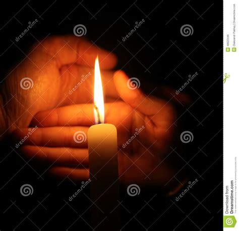 stock candele candle stock photo image 48622446
