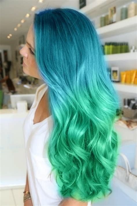 diy hairstyles we heart it 4 awesome colored hair styles home and heart diy