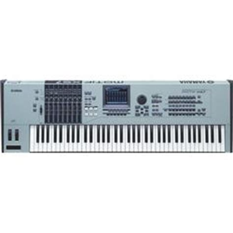 Keyboard Yamaha Standar yamaha motif xs7 production synthesizer drumza