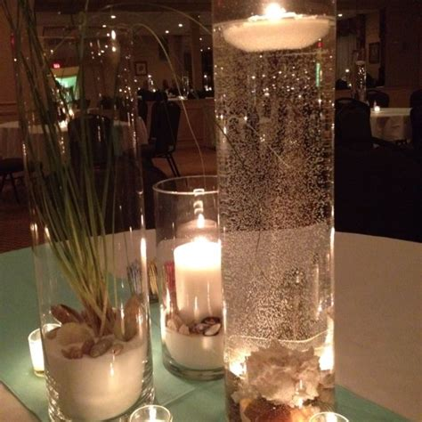 wedding centerpieces with candles and sand 81 best images about candles on