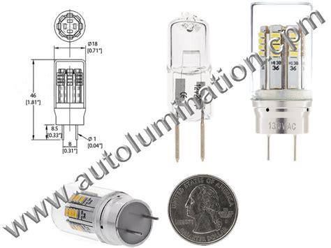 Microwave G8 2 Pin G4 Bi Pin Led Lights