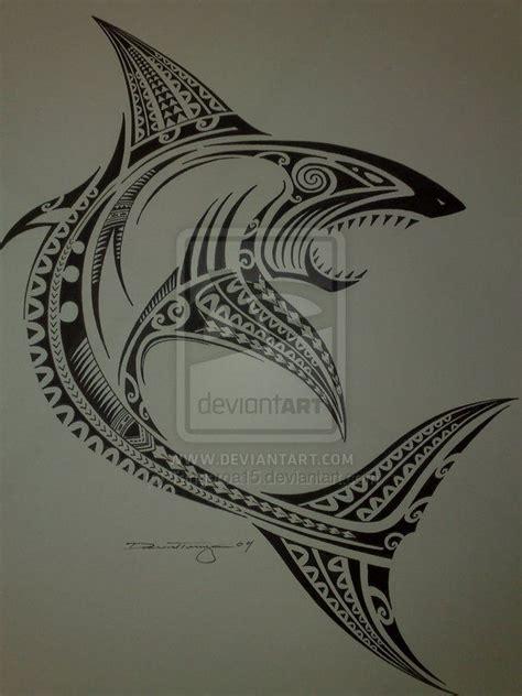 48 coolest polynesian tattoo designs polynesian shark tattoo designs