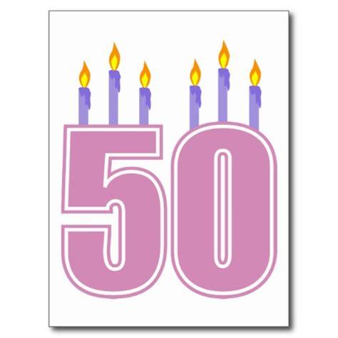 imagenes de cumpleaños numero 50 tarjetas postales de cumplea 241 os