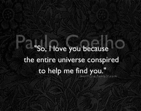 universe conspires tumbler cee brensan quotes from paulo coelho s the alchemist