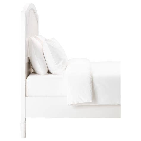 tyssedal bed frame white leirsund standard king ikea tyssedal bed frame white leirsund standard king ikea