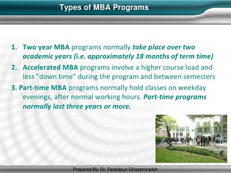 18 Month Mba Programs by Mba Best Practices