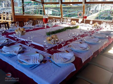 boat cruise with lunch douro river cruise with lunch or dinner on board for