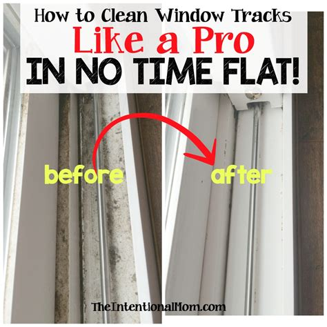 how to clean motocross how to clean window tracks like a pro in no time flat
