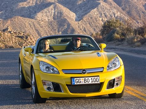 Opel Gt Car by Car Pictures Opel Gt 2007