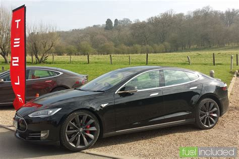 tesla test drive cost tesla model s test drive fuel included electric cars