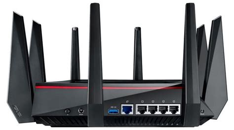 Router Gaming Asus Rt Ac5300 Tri Band Wireless Gaming Router Review