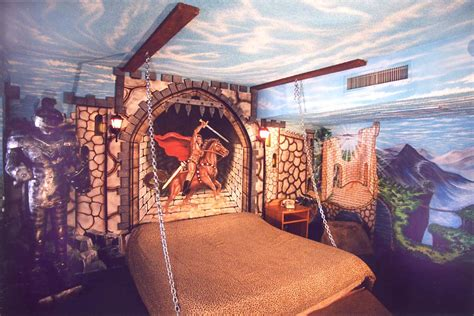 Themed Hotels In Las Vegas | a las vegas hotel on the strip camelot theme hotel room