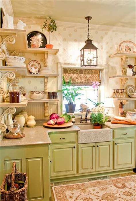kitchen cute country kitchen wallpaper ideas for your 33 shabby chic kitchen ideas the shabby chic guru