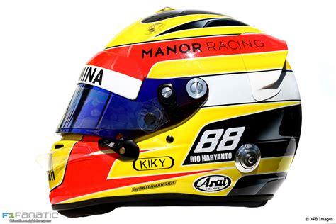 helm design f1 rio haryanto helmet 2016 183 f1 fanatic