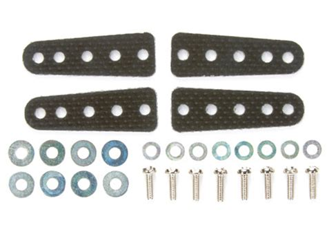 15450 Basic Tune Up Parts Set For Ar Chassis tamiya frp and chassis parts
