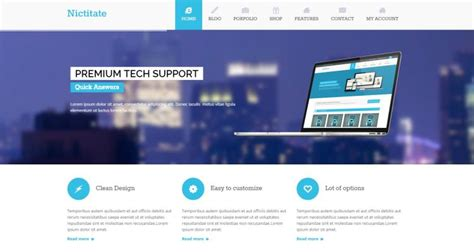 theme wordpress nictitate free wordpress themes which help your business grow gt3