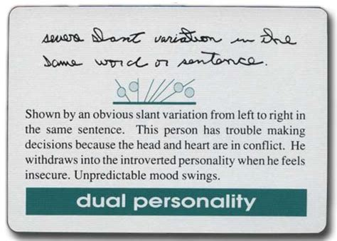 Essay About Moody Person by The Label Of Quot Dual Personality Quot Is Misleading The Discription Is Correct This Is A Moody