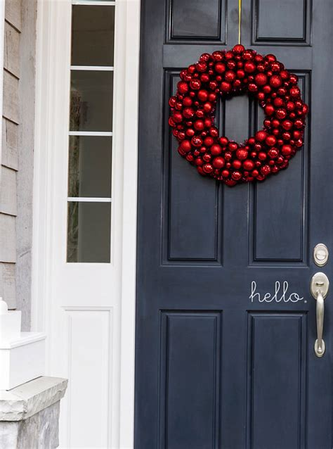 Hello Front Door Decal Hello Decal Front Door Decals Greetings By Householdwords