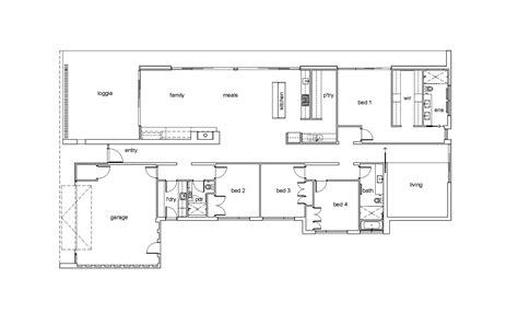 c foster housing floor plans gallery of blairgowrie 2 inform 18