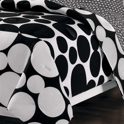 black and design unique black and white polka dot sheets homesfeed