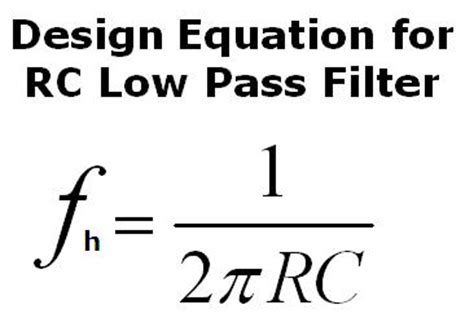 high pass filter equation cktsforyou bs1 4 rc low pass filter integrator