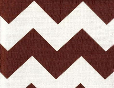 brown zig zag pattern items similar to chevron fabric large zig zag pattern