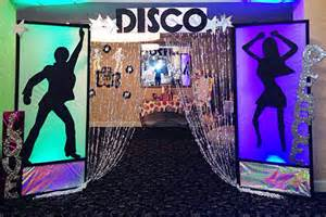 Portland Home Decor disco theme party lighting