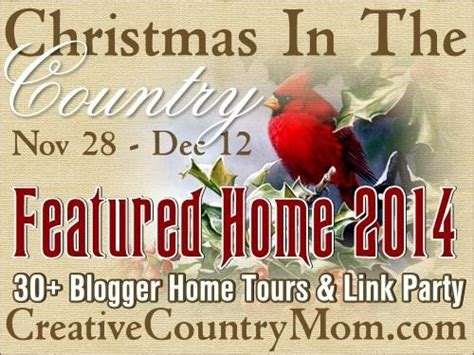 please come in make yourself comfortable 2014 christmas home tour shabby art boutique
